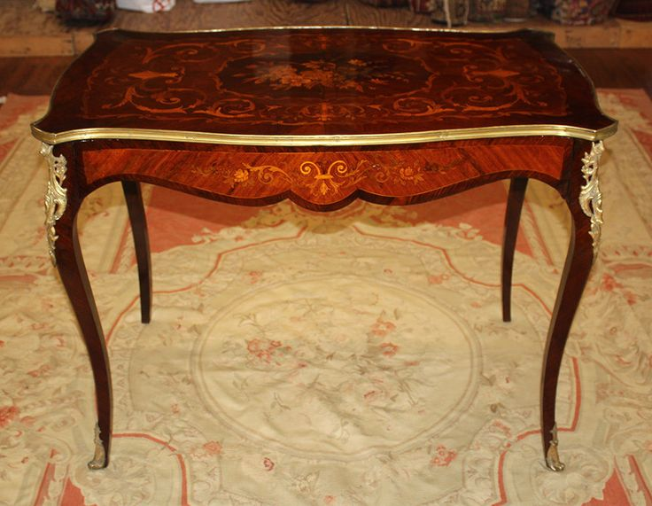 extraordinary french inlaid bronze mounted writing desk. Black Bedroom Furniture Sets. Home Design Ideas