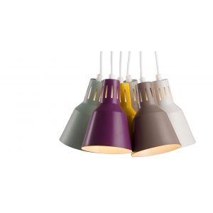 Arnold Pendant Light in multicolour   made.com