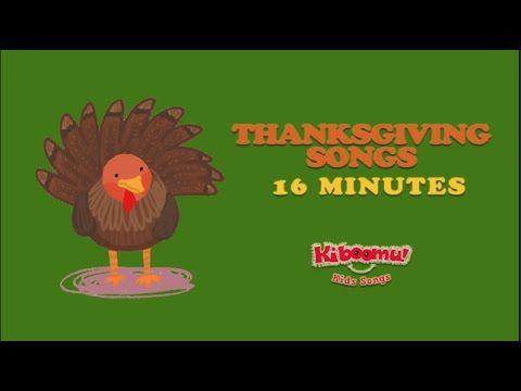 Turkey Hokey Pokey Song for Kids | Thanksgiving Songs for Children | The Kiboomers - YouTube