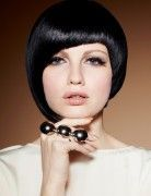 2014 Short Hairstyles for Round Faces: Chic Short Hair