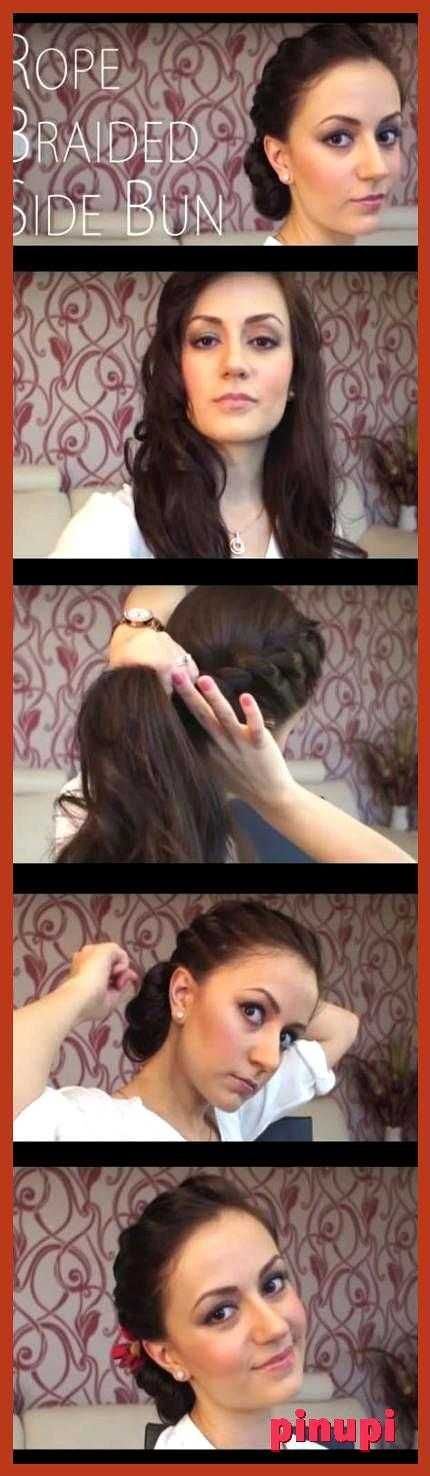 Hairstyles For Medium Length Hair With Headband Messy Buns 25 Super Ideas Hairstyles For Medium Length Hair With Headband Messy Buns 25 Super Ideas Ha