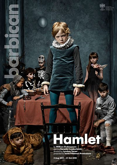 Odds & Ends: Poster Revealed for Benedict Cumberbatch's Hamlet, Made in Dagenham Casting & More | Broadway Buzz | Broadway.com
