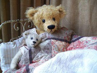 AHH! Teddy bears