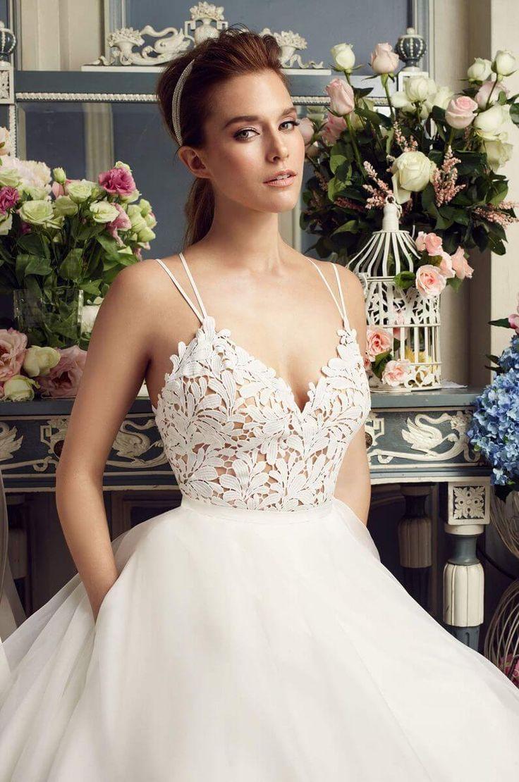 Mikaella 2017 Fall collection - 2017 wedding dresses - modern princess style