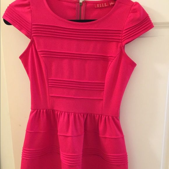 Dress Very pretty rose pink dress. Getting ready for Valentine's Day or Easter this is the one. Dresses Mini