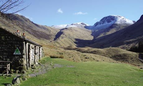 20 Wild places to stay in the UK