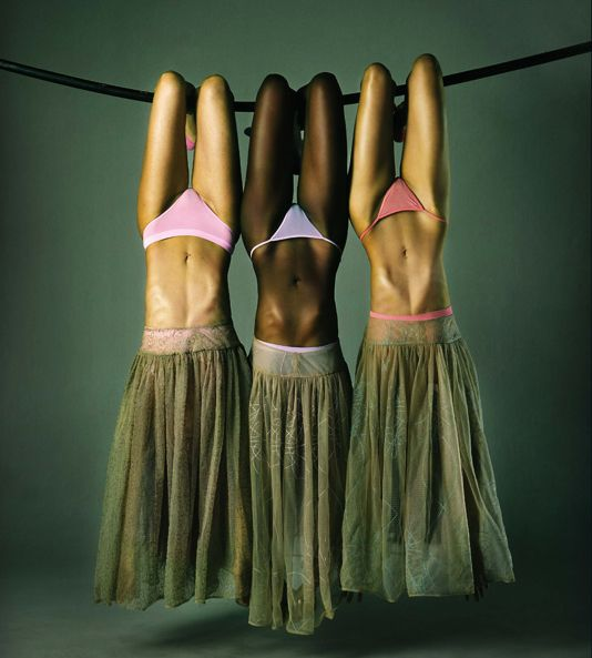 Fashion,Lingerie,Editorial,Advertising,sports,portait by Juan Manuel Garcia, via Behance