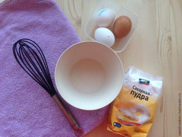 Способ приготовления правильной глазури для росписи пряников - Ярмарка Мастеров - ручная работа, handmade
