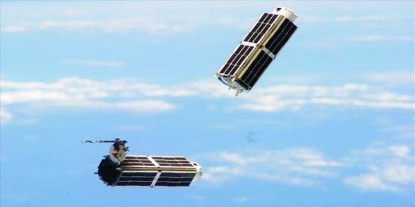Συναρμολόγηση διαστημοπλοίων και δορυφόρων σε τροχιά με CubeSats ως τουβλάκια