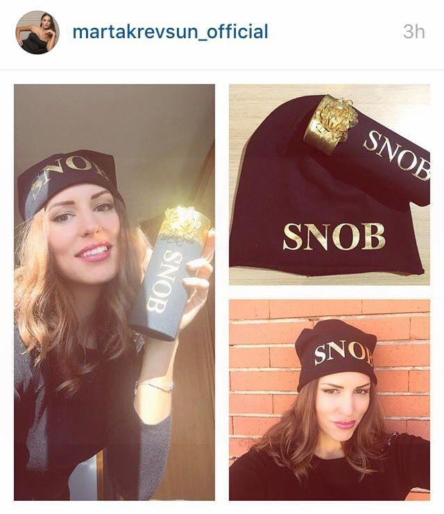 @martakrevsun #snobabbigliamento#snob#vitasnob#vipsnob#siamotuttisnob#facciamomoda#semprealtop#martakrevsun