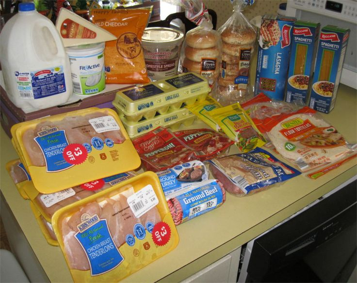 Over the course of a month, we buy an astronomical amount of food.  It takes a lot of food to provide 450 meals per month for our family of five.  I wanted to show what we put in our grocery cart i…