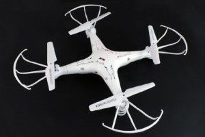 Syma Helicopter: Syma X5 4 Channel 2.4GHz RC Explorers Quad Copter Build-in 6 axis gyroscope for precise hovering in the sky. Takes a little getting used to. Great gift for kids. It will keep them outside and off the video games.  http://awsomegadgetsandtoysforgirlsandboys.com/syma-helicopter/ Syma Helicopter: Syma X5 4 Channel 2.4GHz RC Explorers Quad Copter