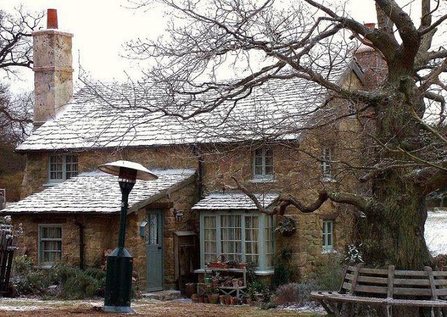 L'amore non va in vacanza ovvero...il cottage dei miei sogni!