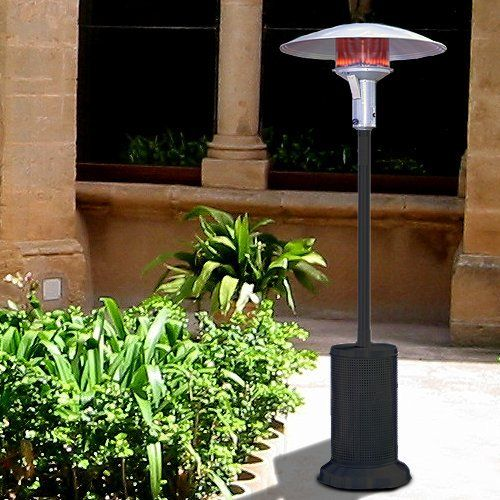 Sunglo Powder Coated Portable (LP) This Is Our Sunglo Powder Coated Portable  (LP) Outdoor Patio Heater, A Quality, Free Standing Propane Heater That Has  A ...