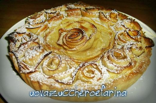 Torta cucina, ricetta dolce creativo fantastica