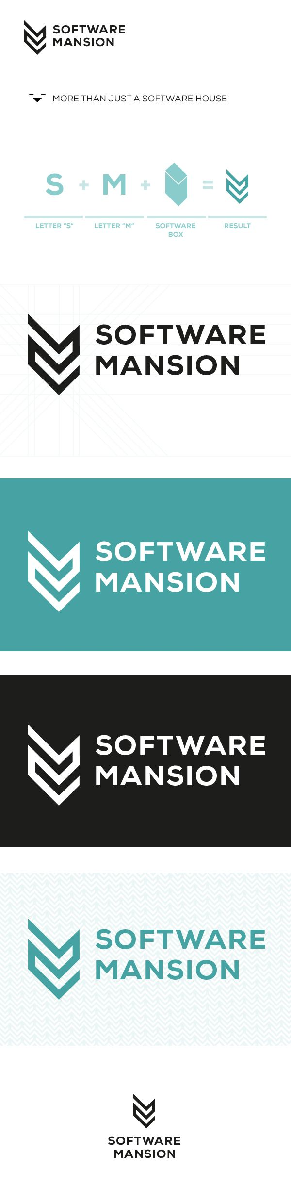 Software Mansion by Kamil Zielinski, via Behance