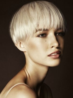 Love the fringe and the colour! call Blaze 01926 831478 if you want this hair in your life!