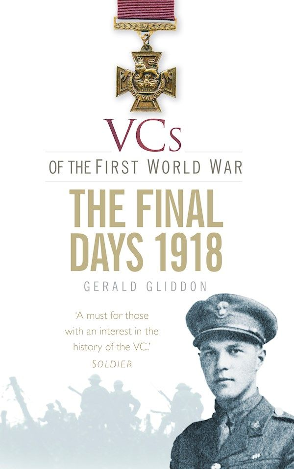 The History Press | VCs of the First World War: Cambrai