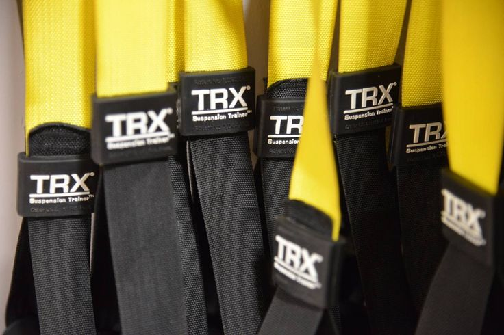 T.R.X.//Hercules Athletic & Fitness Center