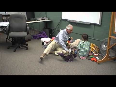 ▶ Dr. Yanon Volcani: Child Psychotherapy - Child-centered Play Demonstration (Part 2 of 2) - YouTube