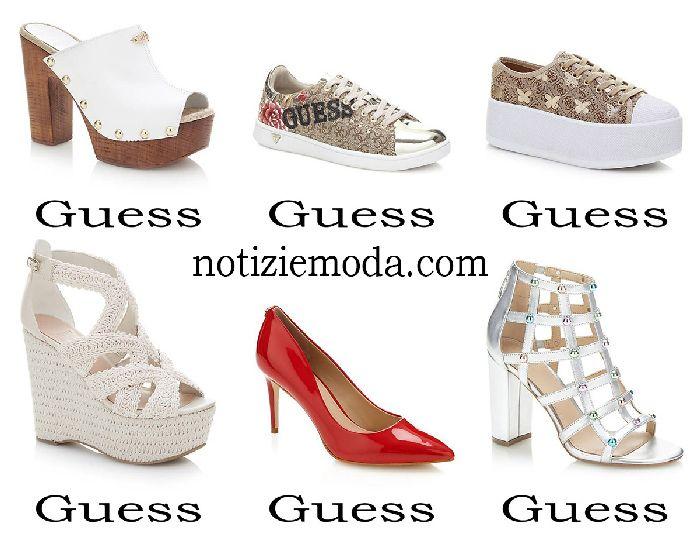 Scarpe Guess Primavera 2015