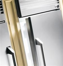 """ZIRP360NXRH - 36"""" Built-In All Refrigerator - The GE Monogram Collection"""