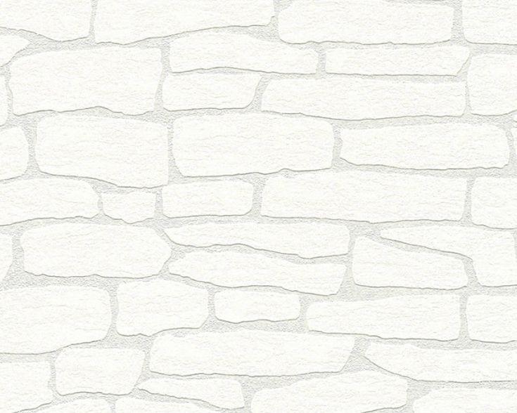 Grafische Strukturen als Hingucker auf der Wand - Brillux Relief - moderne tapeten fr schlafzimmer