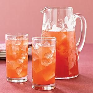 Thanksgiving Punch: Delicious. A bit sweet, definitely not for people who don't like ginger.