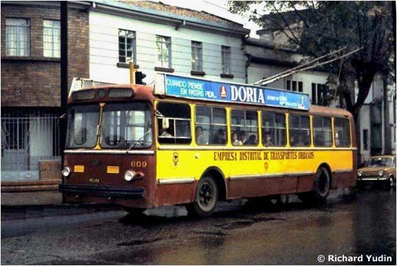 Así era Bogotá hace más de 50 años! - Colombia me gusta - Fotografía: Richard Yudin