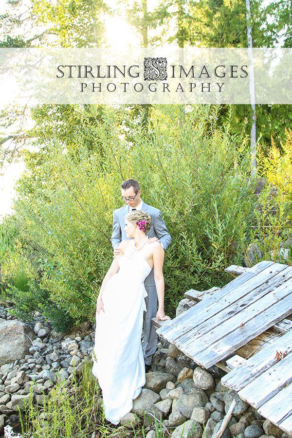 Sproat Lake Summer Wedding