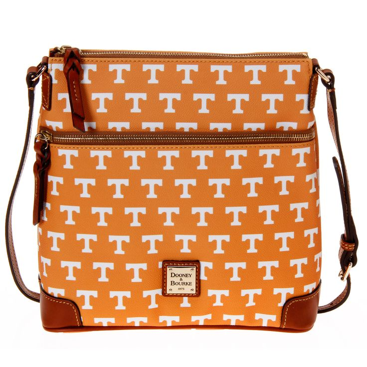 Women's Dooney & Bourke Tennessee Orange Tennessee Volunteers Crossbody Purse