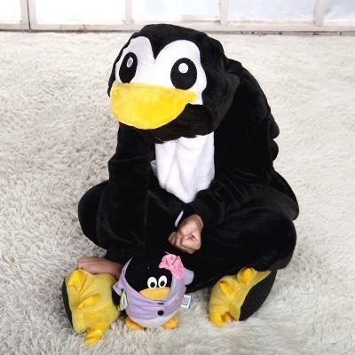 Kids Penguin Onesie