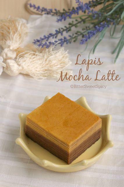 BitterSweetSpicy: Lapis Mocha Latte