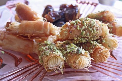 The Hedonista - Recipes: Easy Baclava