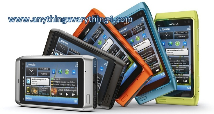 Nokia n8 all in one Quick startup Guide