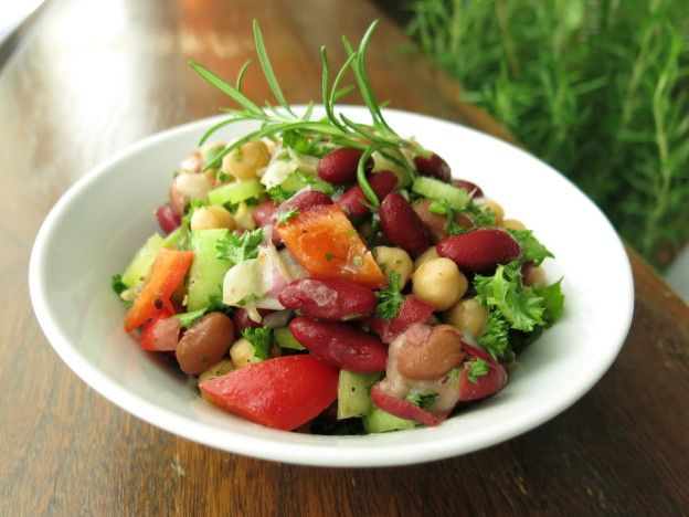Salade de légumineuses de Audrey's Antidote