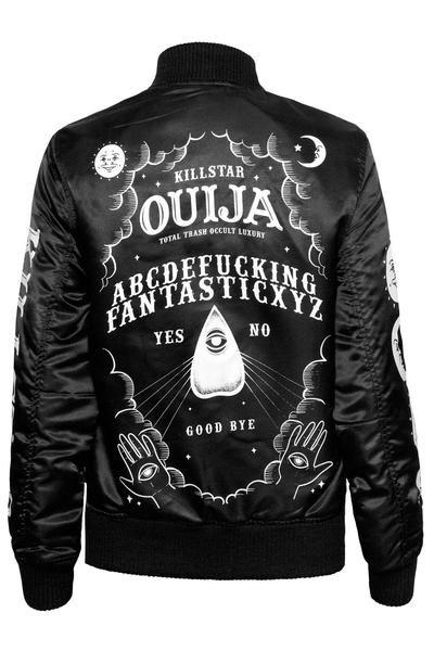 Ouija Varsity Jacket [B]