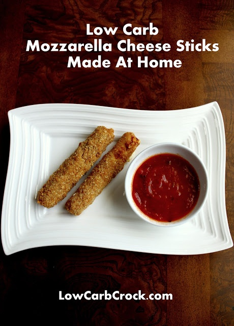 Fried Mozzarella Cheese Sticks At Home | Cookin This Up in My Kitchen ...