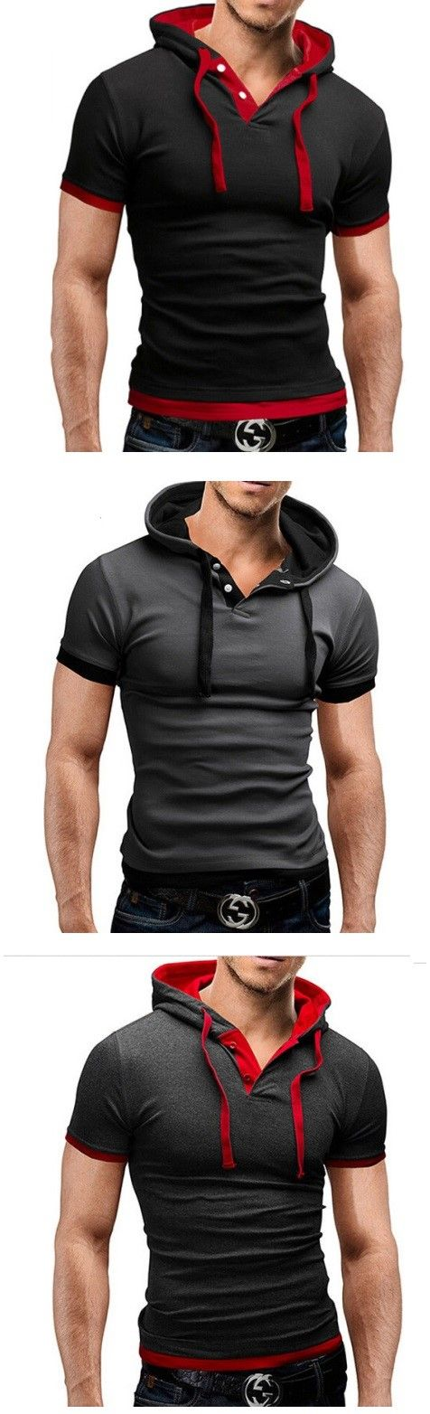 ¿Qué les parece esta #camisa con #capucha? Encuéntrala aquí.