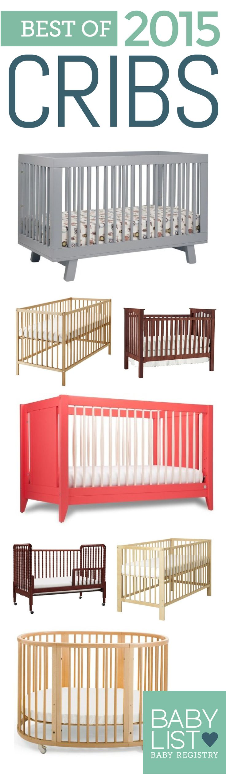 Need some crib advice to help you pick out the best one? Here are the 7 best cribs of 2015 - based on our own research + input from thousands of parents. There's no one must-have crib. Every family is different. Use this guide to help you figure out the best crib for your family's needs and priorities.