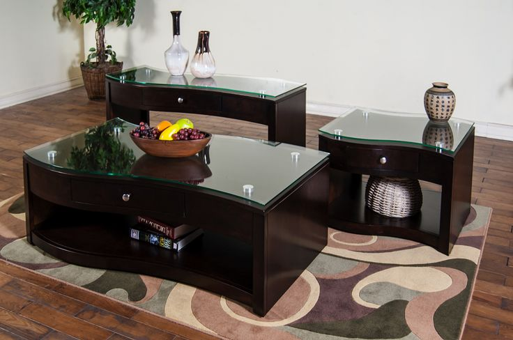 modern coffee and end table sets