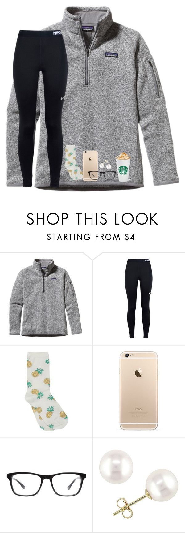 """""""day 3 of martha's contest!"""" by lindsaygreys ❤ liked on Polyvore featuring Patagonia, NIKE, M&Co, Joseph Marc, Miadora and oneyearformartha"""