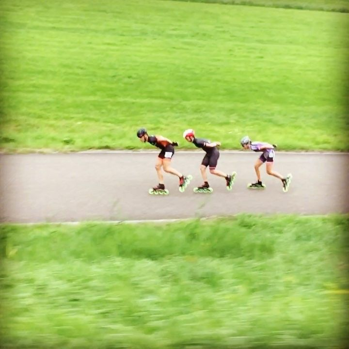 Getting the Km's done. http://ift.tt/2fIVWC3 ... #sk8skoolonline #letsgofaster #inline #inlinespeedskating #speedskatinginline #skate #sk8 #speedskating #PersonalCoaching #Coaching #onlinecoaching #Sk8Camp