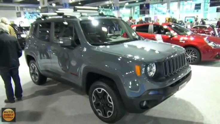 Best 25 2016 jeep renegade accessories ideas on pinterest - Jeep renegade trailhawk interior ...