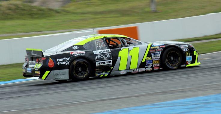Euro NASCAR - Justin Kunz in Hockenheim - Rückblick auf das Rennwochenende des jungen NASCAR-Nachwuchspiloten aus Deutschland