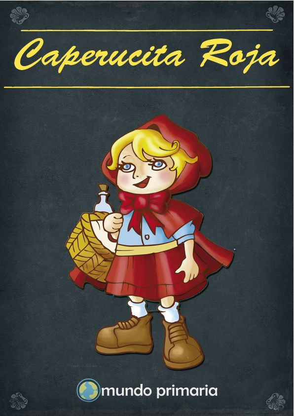 Descubre el cuento Caperucita Roja y el Lobo con MundoPrimaria donde encontrarás cuentos infantiles para contar a los niños de primaria antes de dormir.