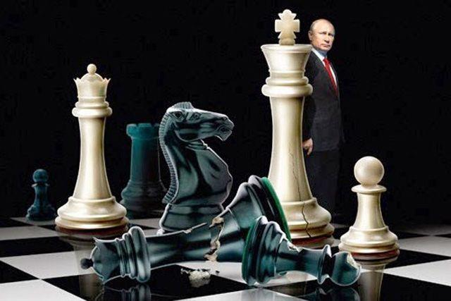 Russlands Präsident Putin hat mit dem Iran, der Türkei und Israel drei Schlüsselnationen in ein Zweck-Bündnis eingebunden. Sein…