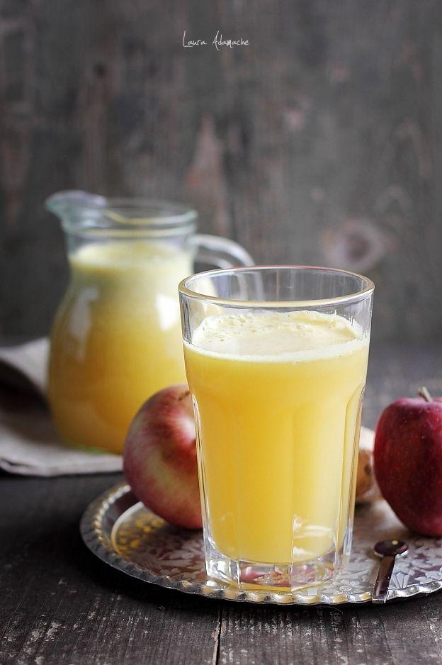 Suc de ananas, mere si telina si concurs. Concurs cu premii. Storcator Phlips Avance. Retete de sucuri naturale. Cura de detoxifiere cu sucuri naturale.