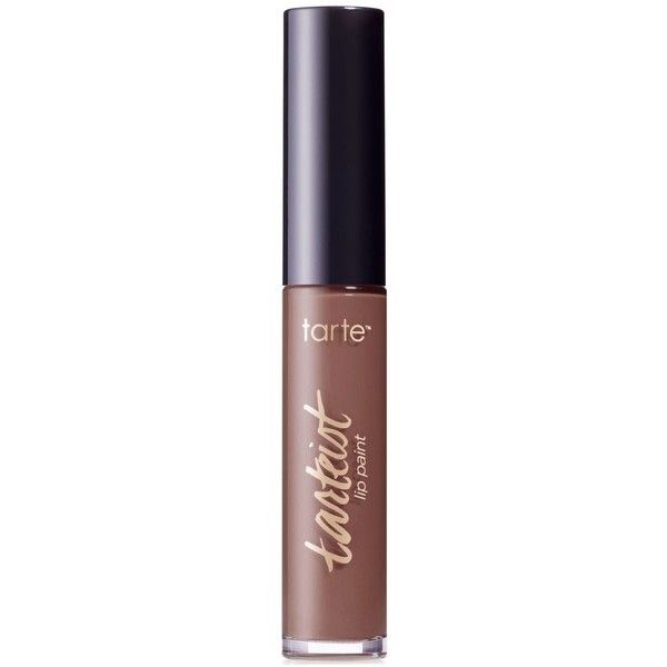 Tarte naughty nudes tarteist lip paint found on Polyvore featuring beauty products, makeup, lip makeup, lips, choker, tarte, mineral cosmetics, mineral makeup, tarte makeup and tarte cosmetics