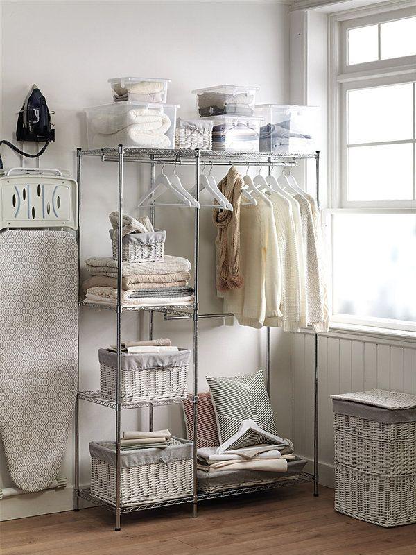 Cómo organizar el cuarto de la plancha